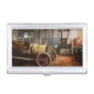 Car Mechanic - The overhaul 1915 Business Card Holders