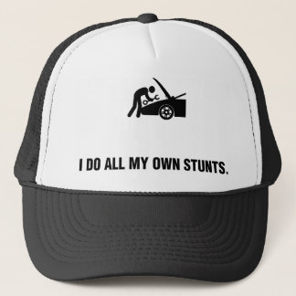 Car Mechanic Trucker Hat