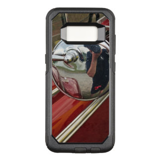 Car mirror reflection Otter Box Galaxy S8 case