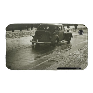 Car on the Road iPhone 3 Cases