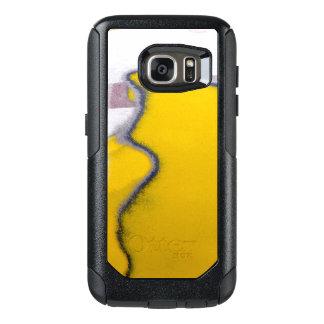 Car Paint Peeling Art OtterBox Samsung Galaxy S7 Case