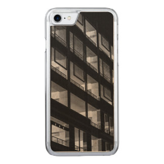 Car Park At Night Carved iPhone 8/7 Case