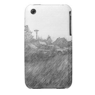 car parking iPhone 3 cases