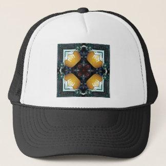 Car Parts Collage Trucker Hat