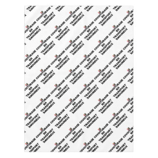 CAR-POOLING IN AMOROUS TRANSPORT - Word games Tablecloth