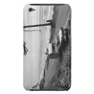 Car Pulling Trailer Barely There iPod Case