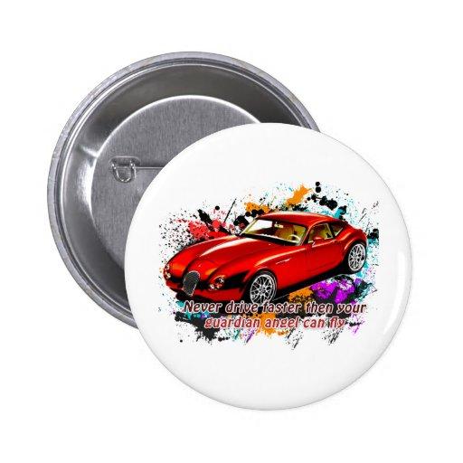 Car Race Buttons