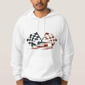 car race hoodie