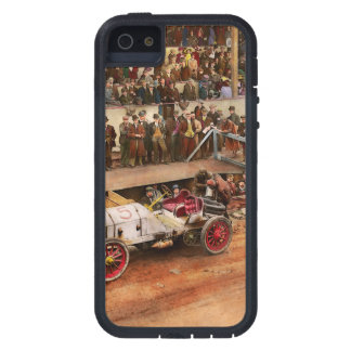 Car Race - Racing to get gas 1908 Case For The iPhone 5