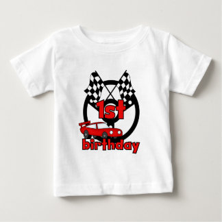 Car Racing 1st Birthday Tshirts and gifts