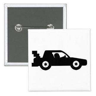 Car Racing Pin