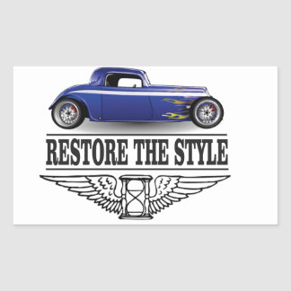 car restore the style