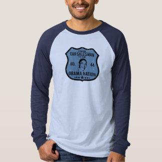 Car Salesman Obama Nation T Shirt