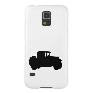 Car Silhouette Galaxy S5 Case