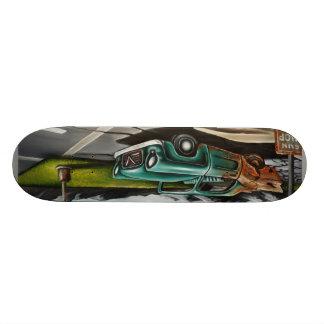 car skateboard
