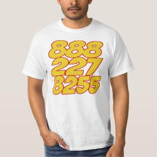 Car Talk Phone Number T-Shirt