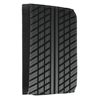 Car Tire Tread Leather Wallet