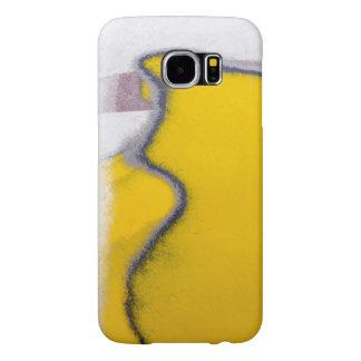Car Torn Paint Art Samsung Galaxy S6 Cases
