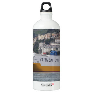 Car Transporter Grande Europa Water Bottle
