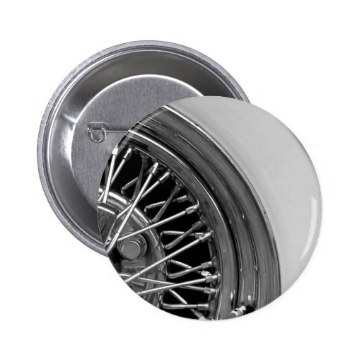 Car wheel pin