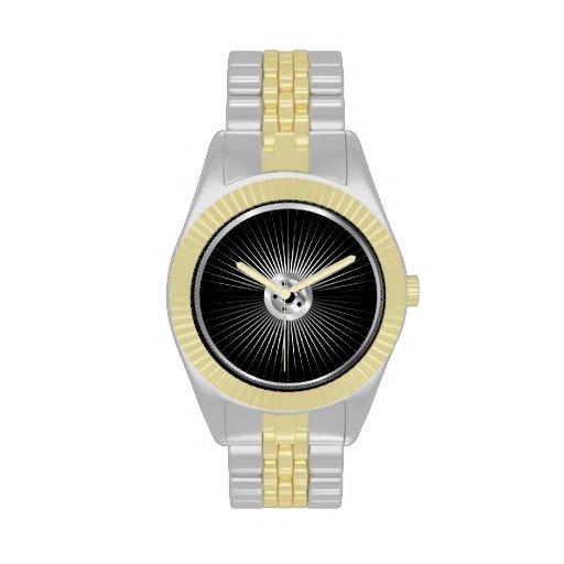 Car Wheel Watch