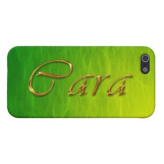 CARA Name Branded iPhone Cover iPhone 5 Covers