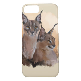 Caracal Case-Mate iPhone Case