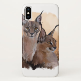 Caracal iPhone X Case