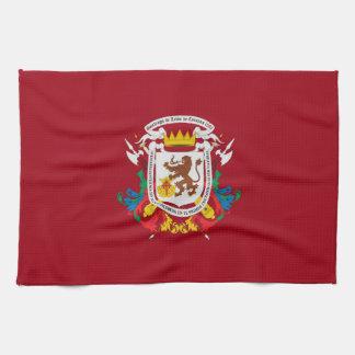 caracas city flag venezuela symbol kitchen towel