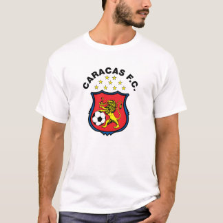 Caracas Futbol Club Basic T-Shirt