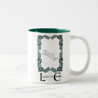 Carahil 3, L of E, cup framed