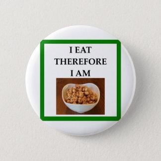 caramel 2 inch round button
