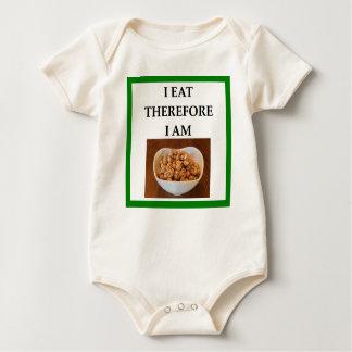 caramel baby bodysuit