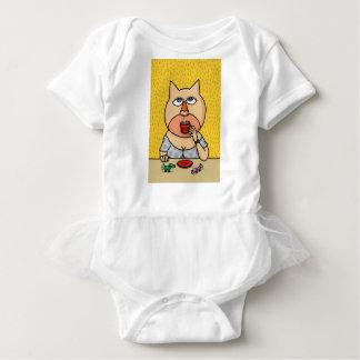 Caramel Caroline Baby Bodysuit