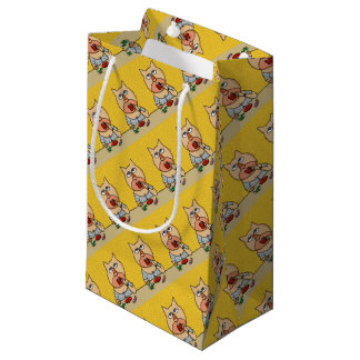 Caramel Caroline Small Gift Bag