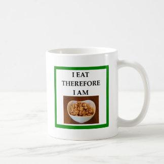 caramel coffee mug