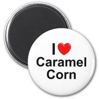 Caramel Corn Magnet