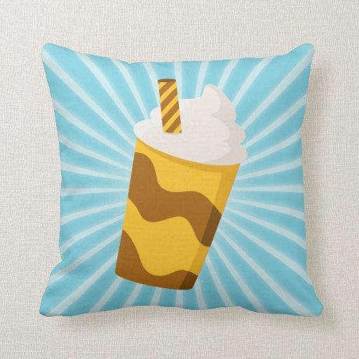 Caramel Milkshake Pillows