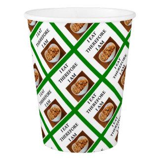 caramel paper cup