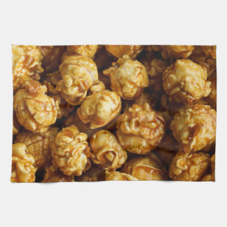 Caramel Popcorn Kitchen Towel