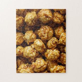 Caramel Popcorn Puzzle