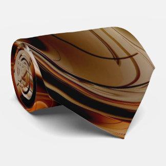 Caramel Swirl Delight Tie