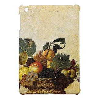 Caravaggio - Basket of Fruit - Classic Artwork Cover For The iPad Mini