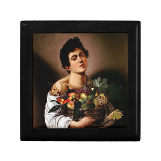 Caravaggio - Boy with a Basket of Fruit Artwork Gift Box