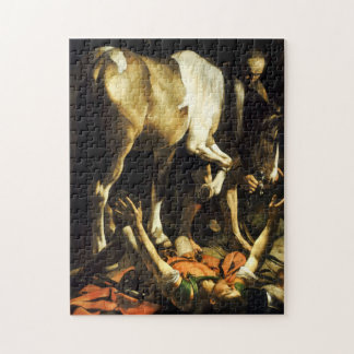 Caravaggio Conversion of St. Paul Puzzle