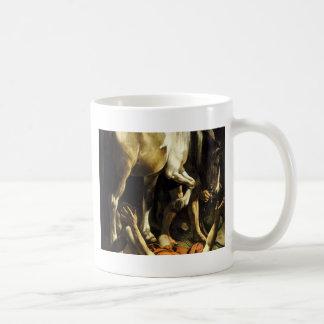 Caravaggio - Conversion on the Way to Damascus Coffee Mug