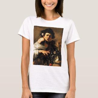 Caravaggio Lizard Boy T-Shirt