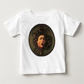 Caravaggio - Medusa - Classic Italian Artwork Baby T-Shirt
