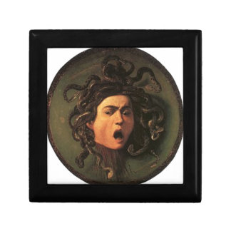 Caravaggio - Medusa - Classic Italian Artwork Gift Box