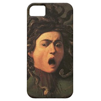 Caravaggio - Medusa - Classic Italian Artwork iPhone 5 Cover